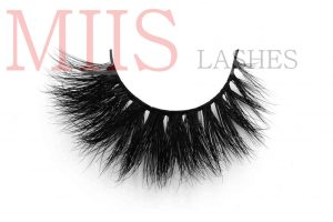light weight beautiful 3D real mink false lashes