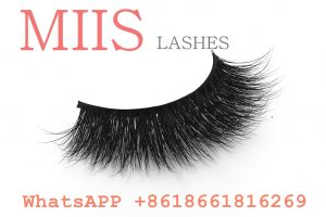 handmade real mink fur 3d lashes