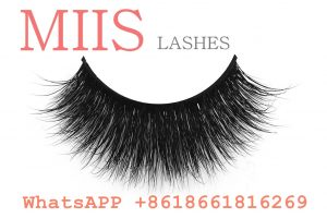 3d invisible band mink lashes
