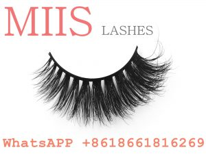 3d synthetic hair eyelash