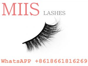 mink fur eye lashes
